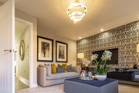3 bedroom semi-detached house for sale - Plot 9, Osbourne at Stephenson Grange, Chesterfield Road, Holmewood S42