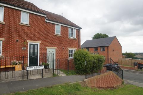 3 bedroom end of terrace house to rent - Church Square, Brandon