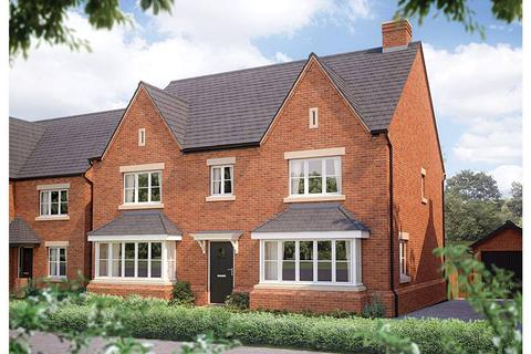 5 bedroom detached house for sale - Plot 267, Ascot at Heyford Park, Camp Road, Upper Heyford, Oxfordshire OX25