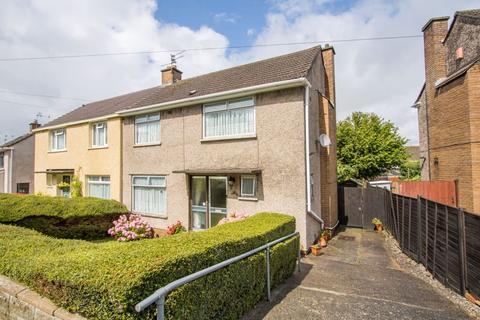 3 bedroom semi-detached house for sale - Castle Avenue, Penarth
