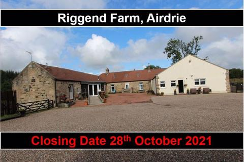12 bedroom detached house for sale - Riggend Farm, Airdrie