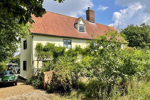 5 bedroom detached house for sale - High Street, Gislingham, Suffolk