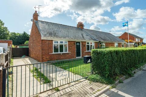 3 bedroom semi-detached bungalow for sale - Drome Road, Copmanthorpe, York