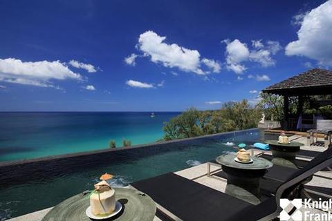 11 bedroom villa - Surin beach, Phuket - 100% sea view, 1600 sq.m