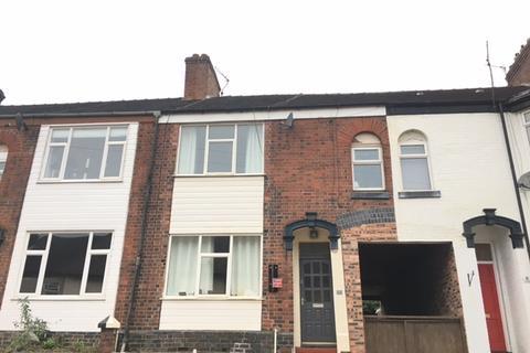 4 bedroom terraced house to rent - Sackville Street, Basford, Stoke-on-Trent, ST4
