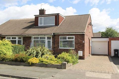 3 bedroom bungalow for sale - Longhirst Drive, Woodlands Park, Wideopen
