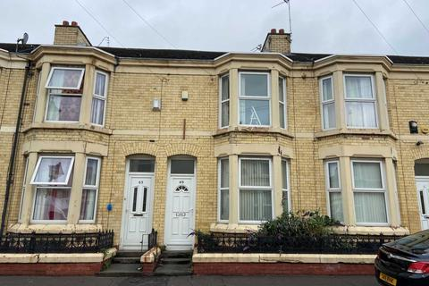 3 bedroom terraced house to rent - Leopold Road, Liverpool
