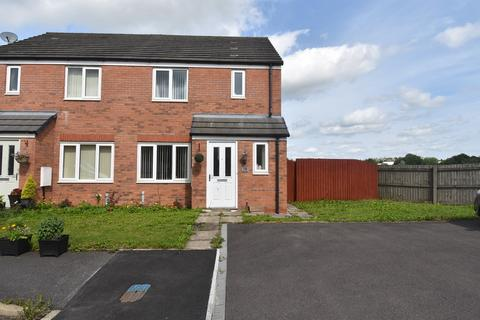 3 bedroom semi-detached house to rent - Barnacle Place, Newcastle Under Lyme
