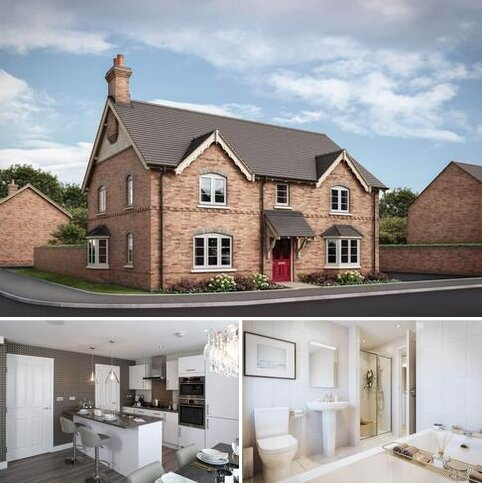 4 bedroom detached house for sale - Plot 42, The Bicton at The Wheatfields, Long Street Road, Hanslope MK19