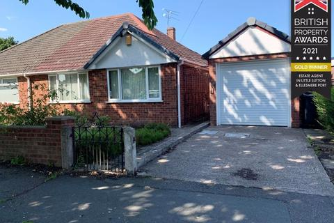 2 bedroom semi-detached bungalow for sale - Sycamore Drive, Whitby