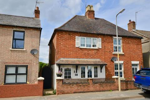 2 bedroom semi-detached house for sale - The Cross, Offenham, Evesham, WR11 8RB