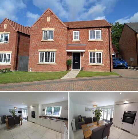 4 bedroom detached house for sale - Longleat Avenue, Elloughton, Brough