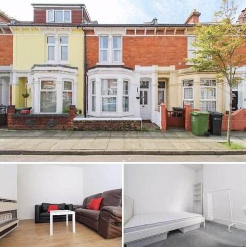 4 bedroom house share to rent - Edmund Road, Southsea, PO4