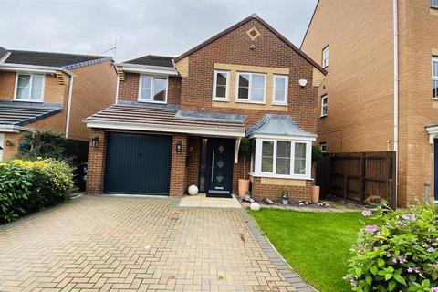 4 bedroom detached house for sale - Douglas Way, Murton, Seaham