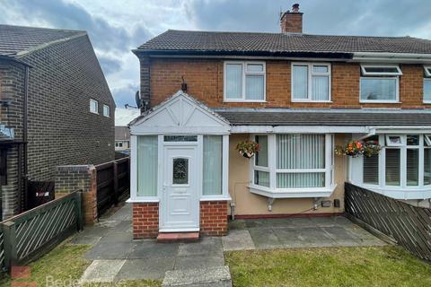 2 bedroom semi-detached house for sale - Baden Crescent,  Sunderland, SR5