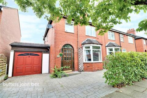 3 bedroom semi-detached house for sale - Osborne Road, Stoke-On-Trent