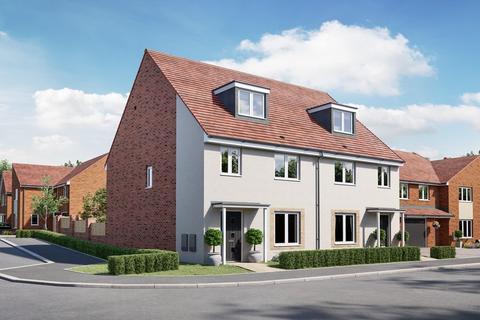 4 bedroom semi-detached house for sale - The Elliston - Plot 87 at Brunton Rise, West of Sage and East of Dinnington, Gosforth NE13