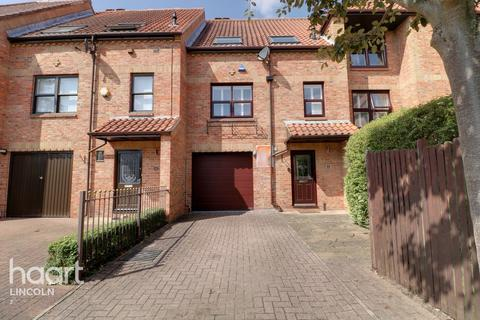 4 bedroom terraced house for sale - Wain Well Mews, Uphill Lincoln
