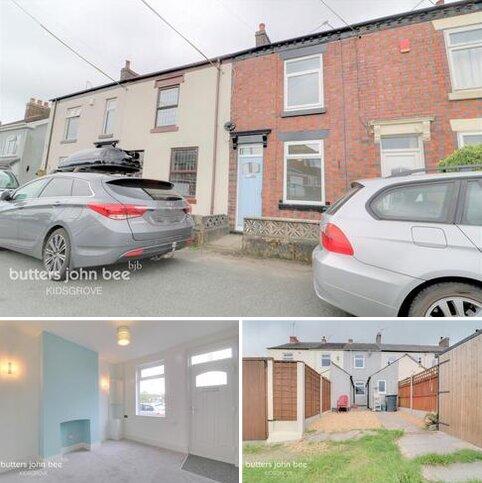 2 bedroom terraced house for sale - Biddulph Road, Harriseahead