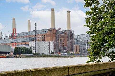 3 bedroom duplex for sale - Battersea Power Station, Switch House East, Nine Elms, SW8