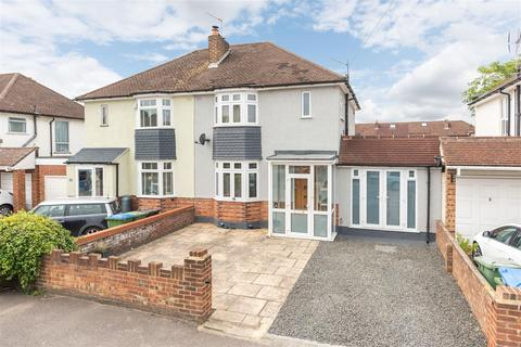 4 bedroom semi-detached house for sale - Rosemary Avenue, West Molesey