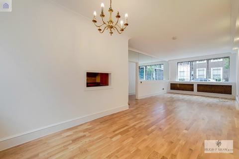 3 bedroom flat to rent - Robert Adam Street, London, W1U