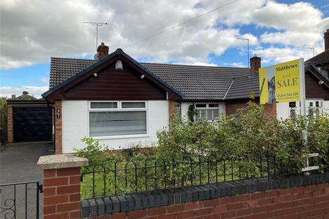 2 bedroom bungalow for sale - Caughall Road, Upton, Chester, CH2