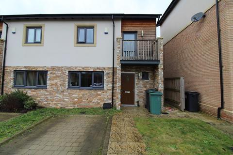 3 bedroom semi-detached house for sale - Beluga Close, Peterborough, PE2