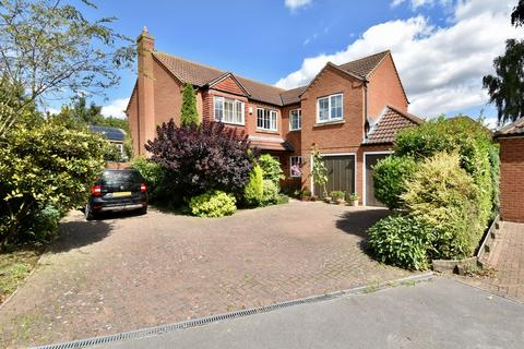 4 bedroom detached house for sale - Manor Rise, Reepham