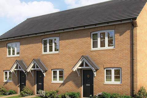 2 bedroom terraced house for sale - Plot 45, Hawthorn at Oaklands, Harrier Way, Hardwicke, Hunts Grove GL2