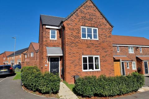 3 bedroom detached house for sale - Discovery Drive, Melton Mowbray