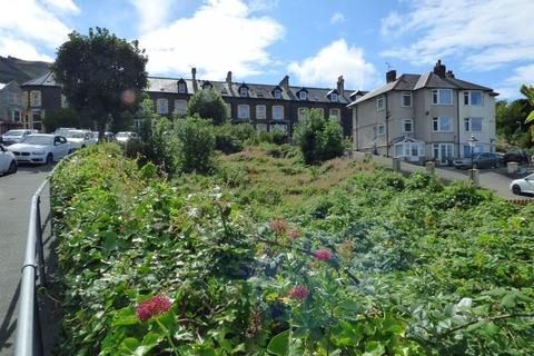 Land for sale - Plot with planning permission, Paradise Road, Penmaenmawr. LL34 6AN
