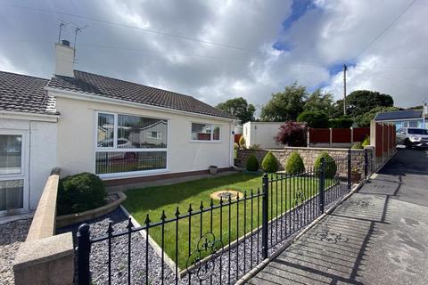 2 bedroom semi-detached bungalow for sale - Menai Bridge, Gwynedd