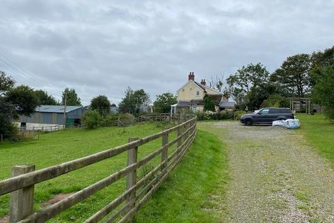 4 bedroom property with land for sale - Cross Inn , Nr New Quay, SA44