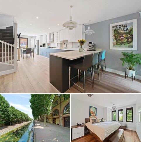 4 bedroom terraced house for sale - Spirit Quay, London, E1W