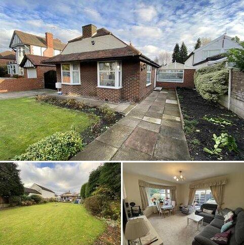 3 bedroom detached bungalow for sale - St Werburghs Road, Chorlton