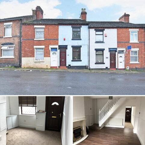 2 bedroom terraced house to rent - Ruxley Road, Stoke-on-Trent ST2