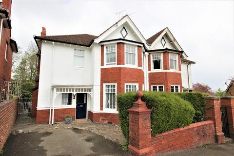 4 bedroom semi-detached house for sale - Fields Park Avenue, Newport. NP20 5BE