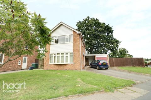 3 bedroom detached house for sale - Trossachs Road, Coventry