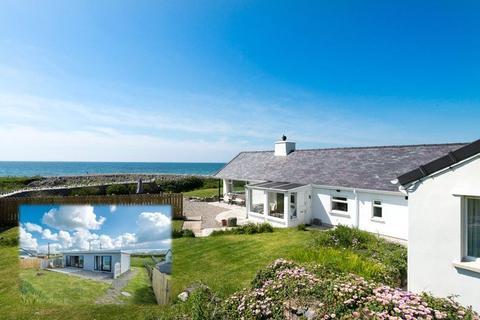 4 bedroom detached house for sale - Aberdesach, Caernarfon, Gwynedd, LL54