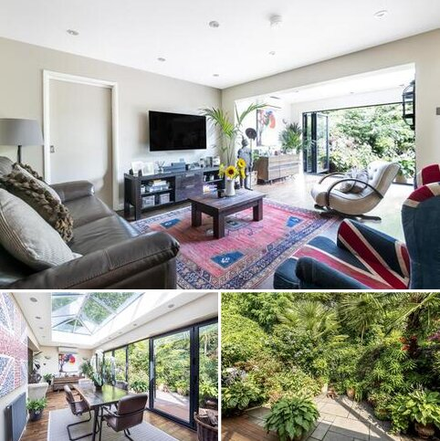 3 bedroom terraced house for sale - Somerford Way, Surrey Quays