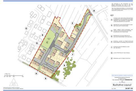 Land for sale - Swinston Hill Road, Dinnington, Sheffield