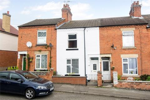 2 bedroom terraced house for sale - Logan Street, MARKET HARBOROUGH, Leicestershire