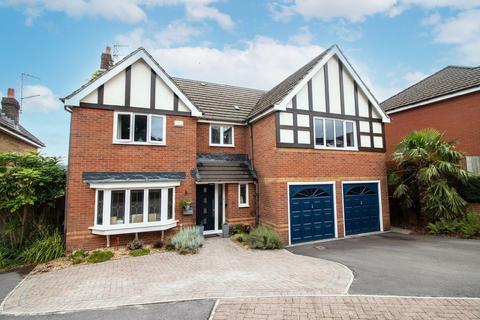 5 bedroom detached house for sale - Clos Y Gwyddfid, Morganstown