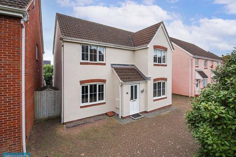 4 bedroom detached house for sale - COTFORD ST LUKE