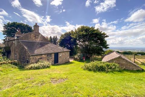 2 bedroom detached house for sale - Wood Farm, 57 Wood Street, Mow Cop - House, yard, buildings & 20.36 acres of land