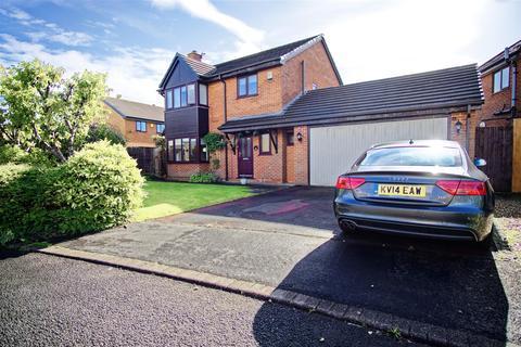 4 bedroom detached house for sale - 4-Bed Detached House For Sale on Hoylake Close, Preston