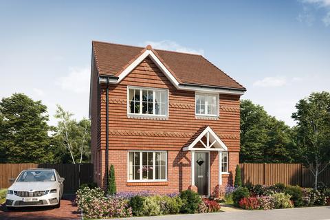 3 bedroom semi-detached house for sale - Plot 48, The Mason at Woodcroft Park, Oak Road, Billingshurst RH14