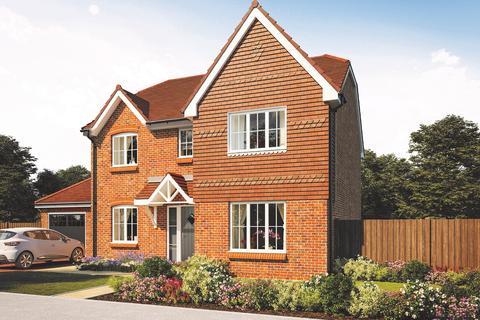 4 bedroom detached house for sale - Plot 38, The Philosopher at Woodcroft Park, Oak Road, Billingshurst RH14