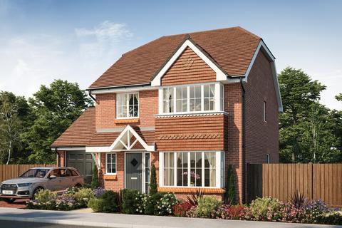 4 bedroom detached house for sale - Plot 37, The Scrivener at Woodcroft Park, Oak Road, Billingshurst RH14